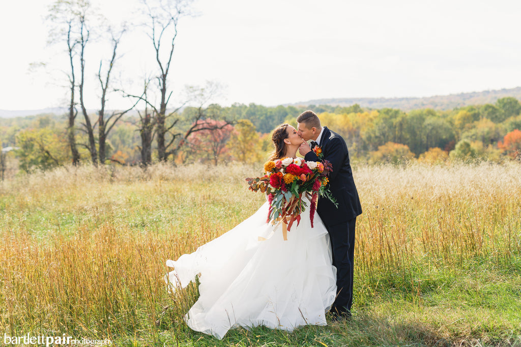 Paige & Johnny - Wedding at Springfield Manor Winery & Distillery