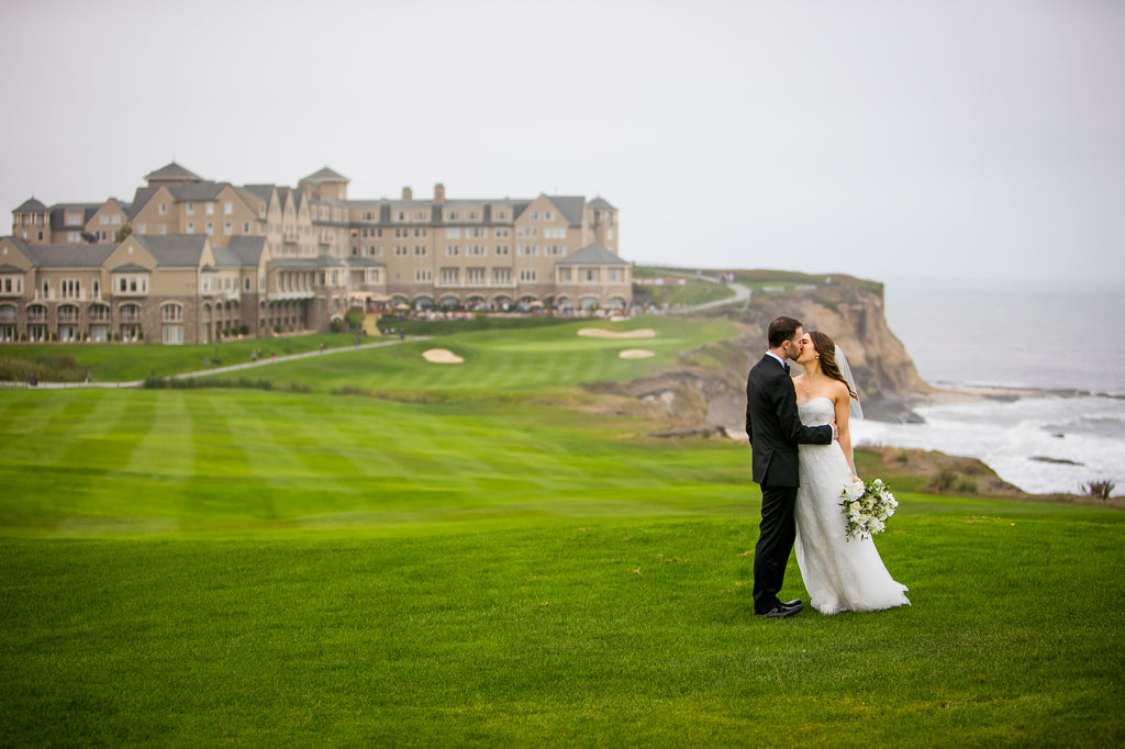 Ellen & Adam - Wedding at the Ritz Carlton, Half Moon Bay