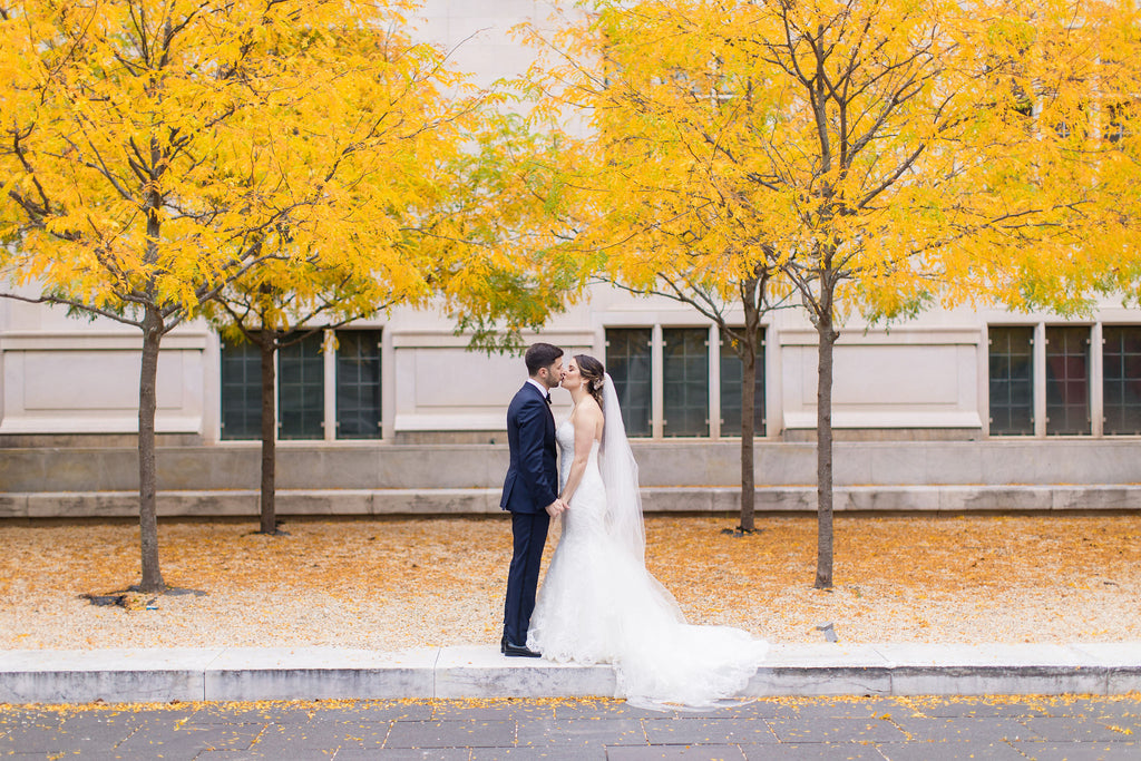 Nicole & Dan - Classic Jewish Wedding in Hartford, CT