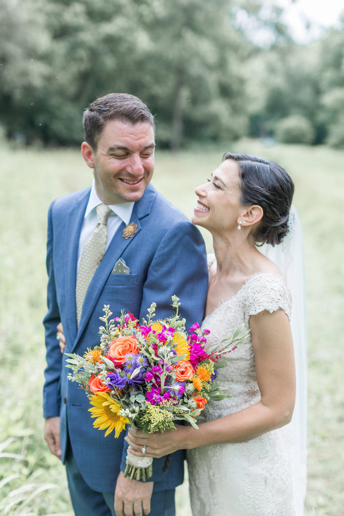 Amy & Craig - Mid-Summer Wedding at Woodend Sanctuary & Mansion