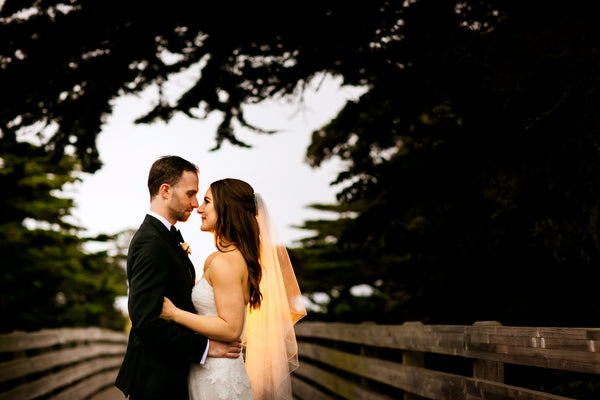 Ellen & Adam - Wedding at the Ritz Carlton, Half Moon Bay | Tallulah Ketubahs