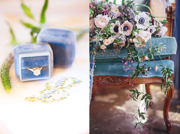 My Favorite Things Styled Shoot
