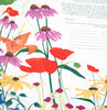 Butterfly Garden Ketubah with Matching Parents' Gift | Detail Shot | Tallulah Ketubahs