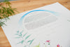Flower Meadow Ketubah