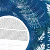 Forest Fern Ketubah by Guest Artist Sarah Rafferty