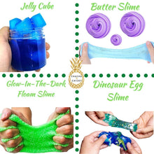 Load image into Gallery viewer, Chacha & Chicky® Dinosaur Slime Science Kit