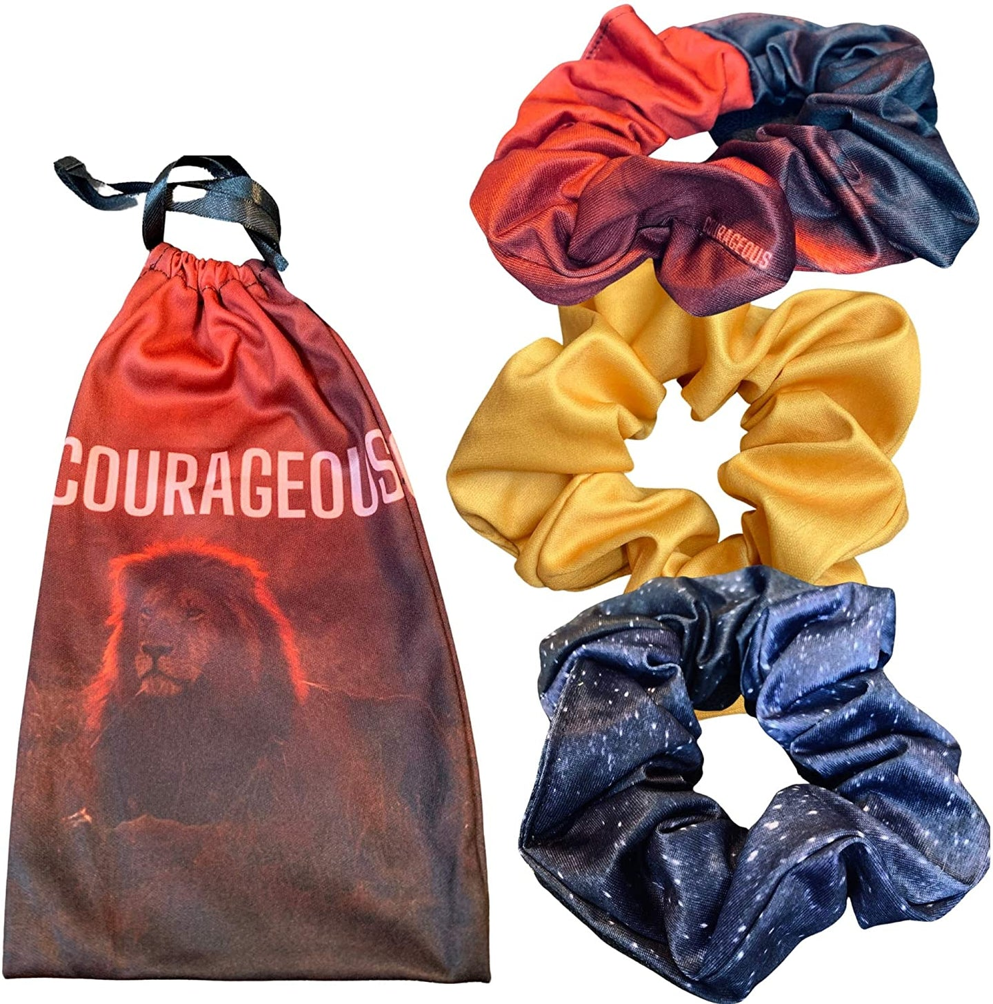 Affirmation Scrunchies Collection (One-Size-Fits-All)