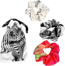 Load image into Gallery viewer, Affirmation Scrunchies Collection (One-Size-Fits-All)