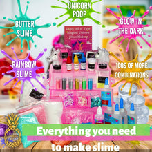 Load image into Gallery viewer, Chacha & Chicky® Unicorn Slime Science Kit