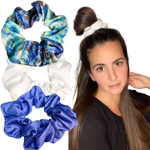 "Load image into Gallery viewer, Affirmation Scrunchies - ""CONFIDENT"""