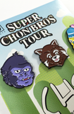 L&O x CHON - Super Chon Bros 3-PIN PACK