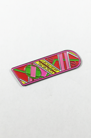 HOVERBOARD Lapel Pin