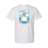 "Debbie Tan x L&O ""Son of Abraham"" Tee (White)"