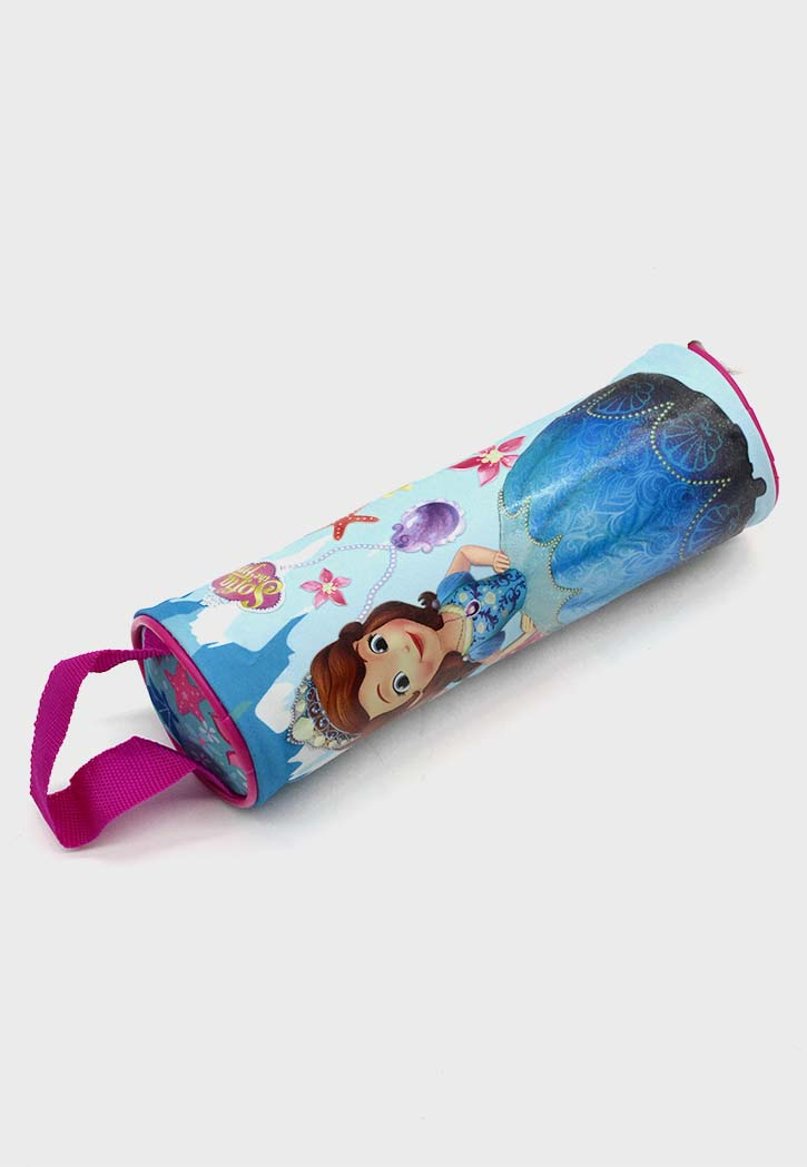 Sofia The First - Round Pencil Case