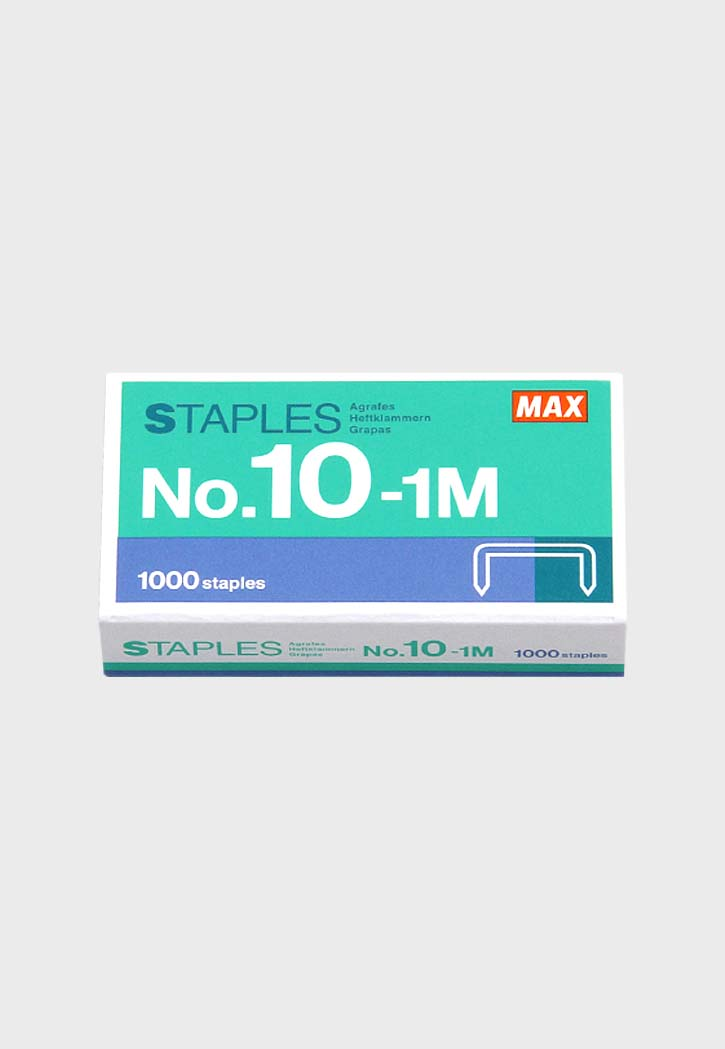 Max - Staples 10-1M 5mm