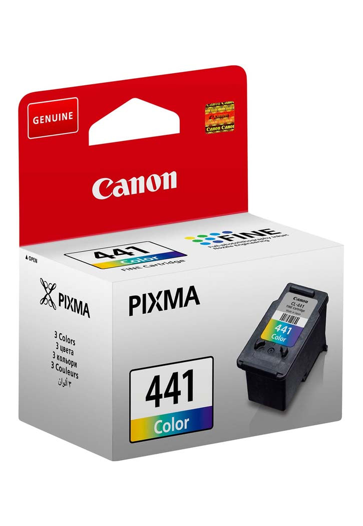 Canon - Pixma Ink Cartridge Cl-441