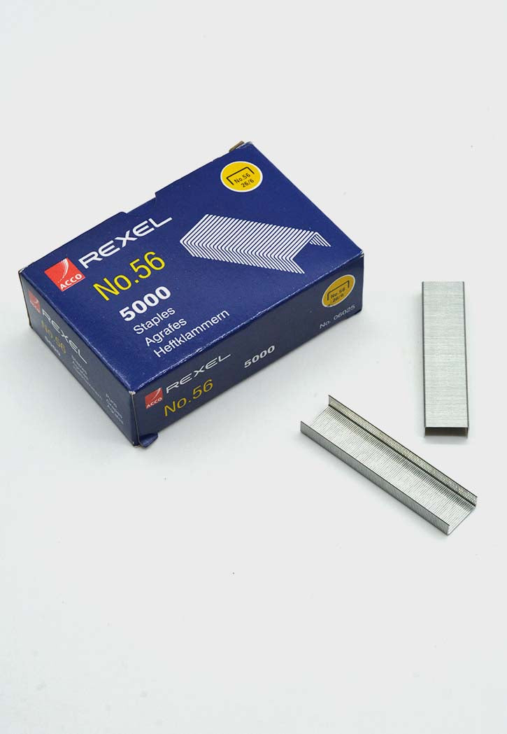 Rexel - Staples 6mm 5000PCS