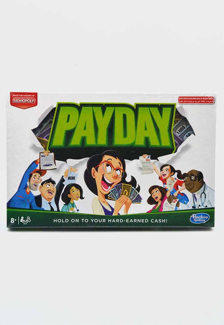MONOPOLY GAME PAYDAY