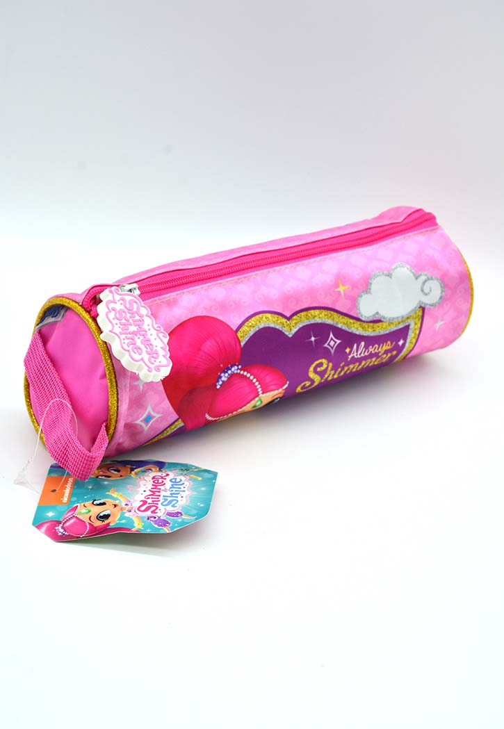 Shimmer & Shine - Round Pencil Case