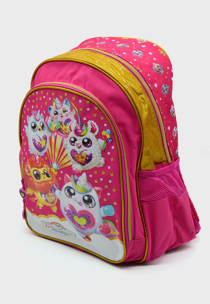 Rainbocorns - Backpack 16' With 3 Compartment