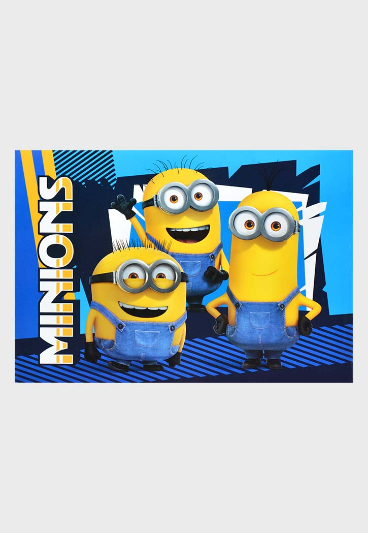 MINIONS DRAWING BOOK 20SHT 24X34CM