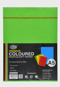 FIS - Coloured Photo Copy Paper A5