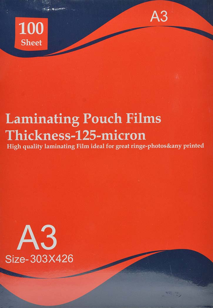 Deluxe - Laminating Films A3