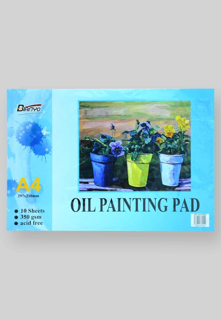 Binayo - Oil Painting Pad