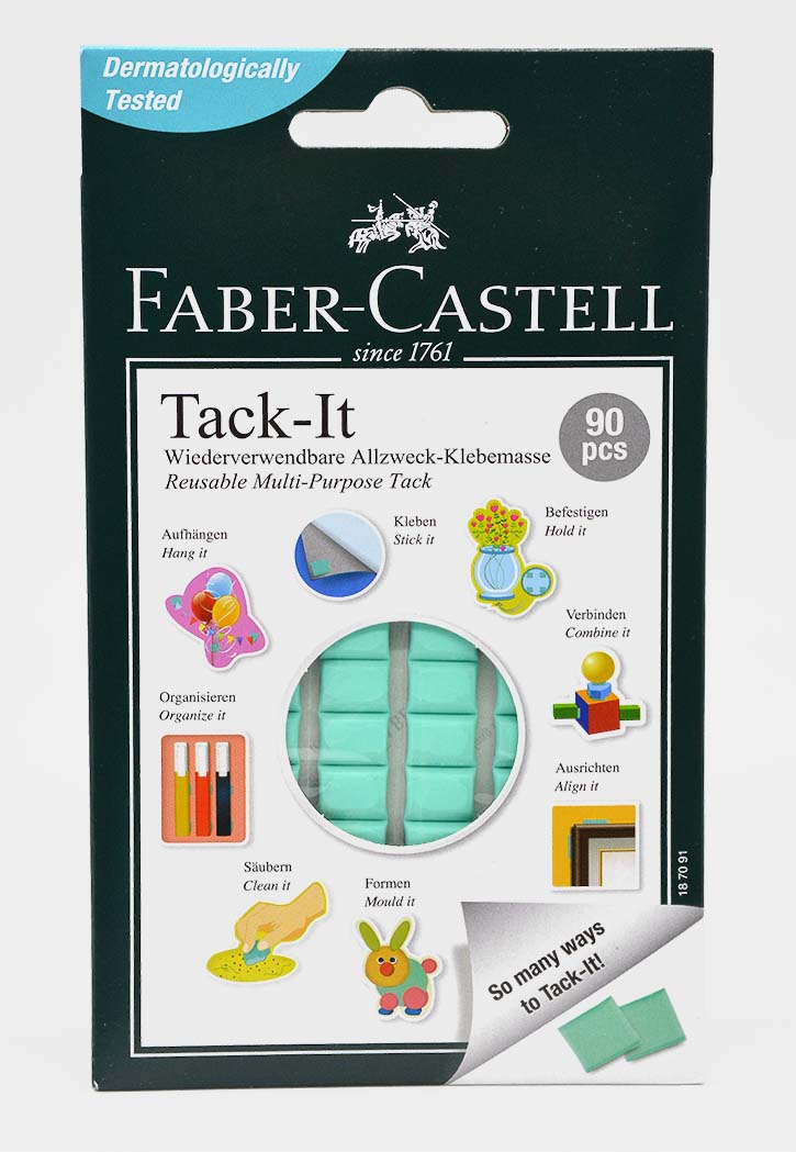 Faber Castell - Tack-It Removable Adhesive 50GM