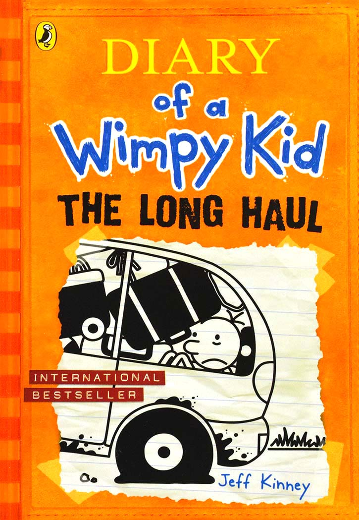 Diary Of A Wimpy Kid : The Long Haul (Book 9)