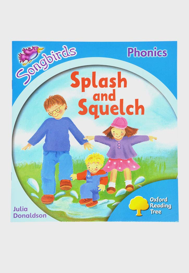 Songbirds Phonics - Splash And Squelch