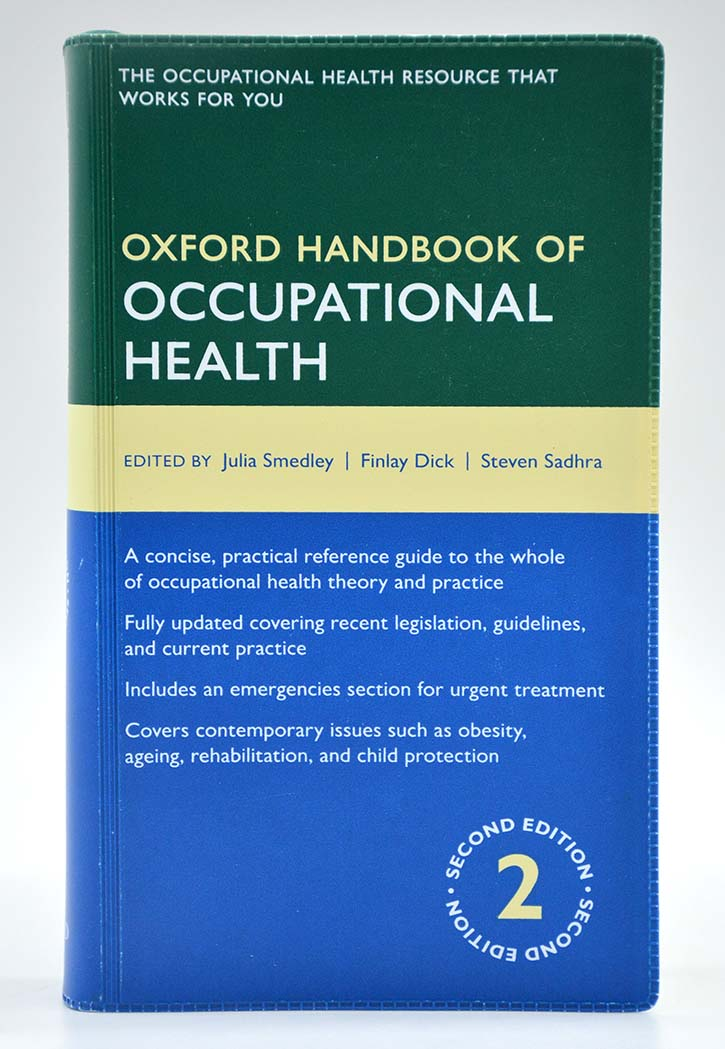 OXFORD HANDBOOK OF OCCUPATIONAL HEALTH 2ND EDITION