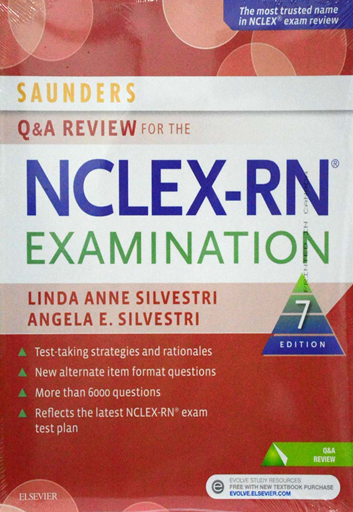 Saunders Q & a Review for the Nclex-Rn Examination 7th Edition