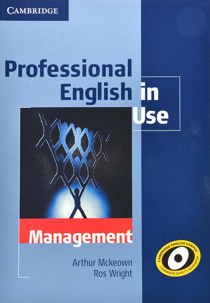 Cambridge : Professional English in Use Management