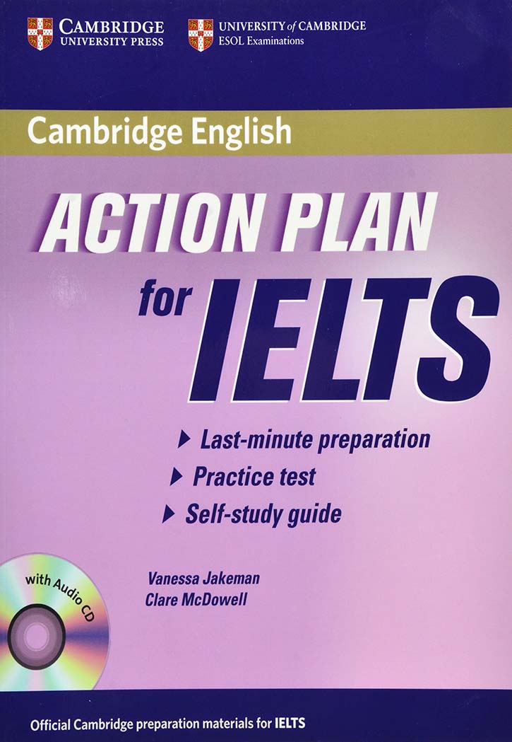 Cambridge : Action Plan For IELTS