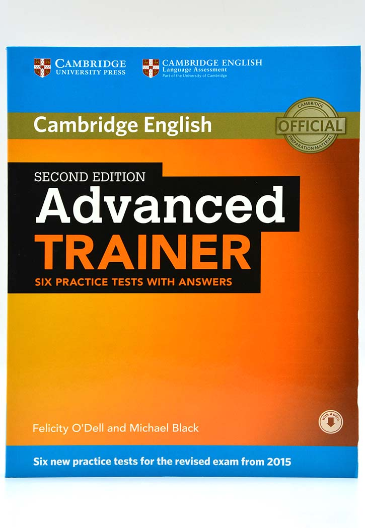 Cambridge : Advanced Trainer 2nd Edition