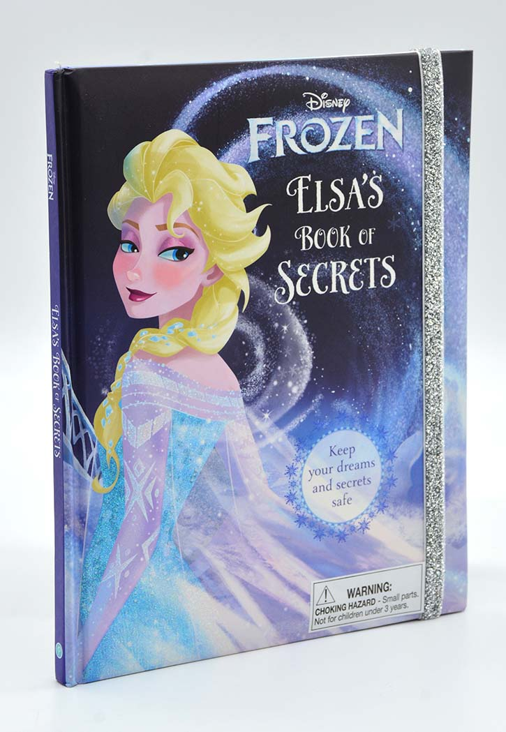 Disney Frozen Elsa's Book of Secrets: Keep your dreams and secrets safe