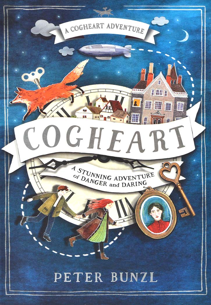 Cogheart (The Cogheart Adventures