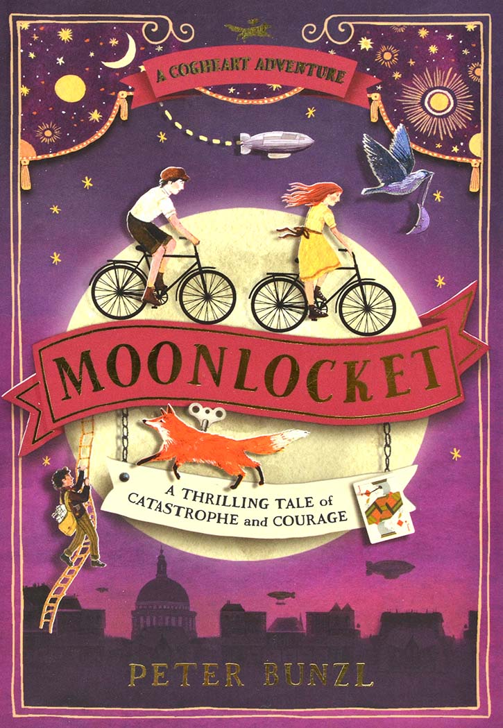 Moonlocket (The Cogheart Adventures