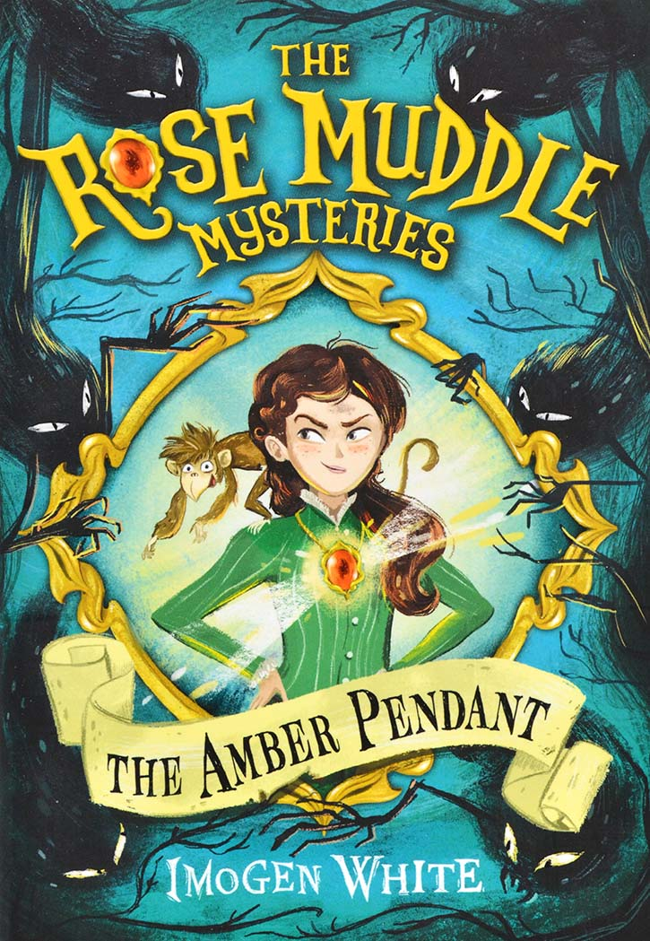 THE ROSE MUDDLE MYSTERIES: THE AMBER PENDANT