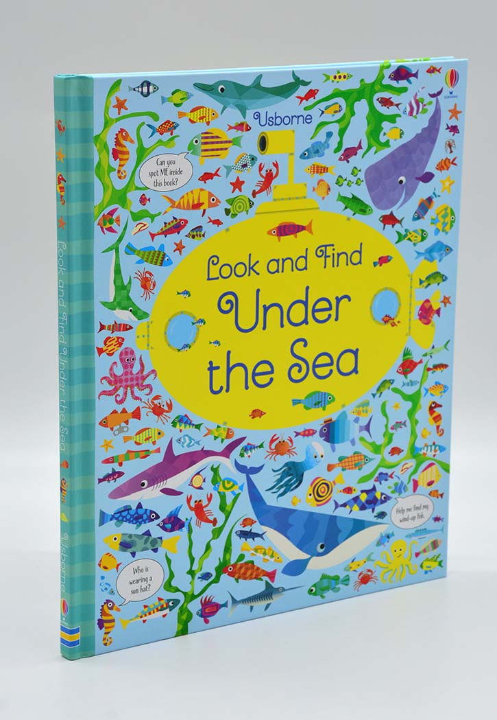 Look And Find : Under The Sea