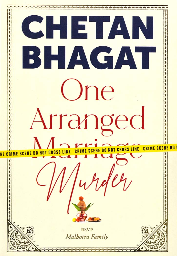 ONE ARRANGED MARRIAGE MURDER