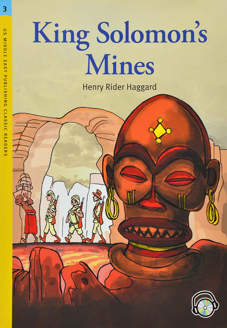 King Solomon's Mines With Mp3