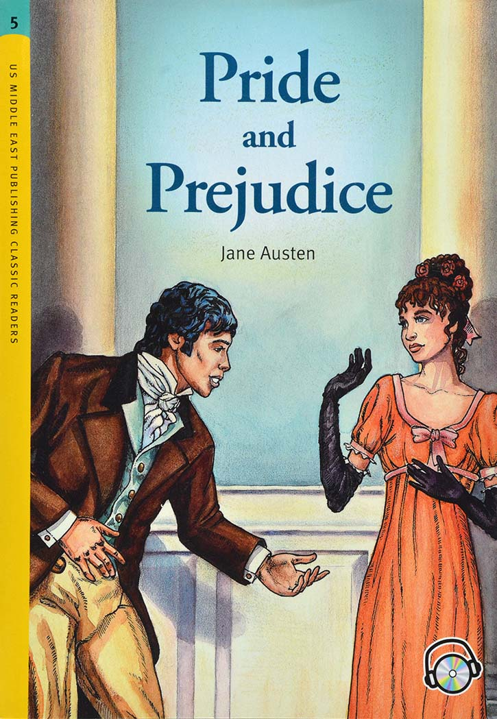 PRIDE AND PREJUDICE W/MP3 LVL5