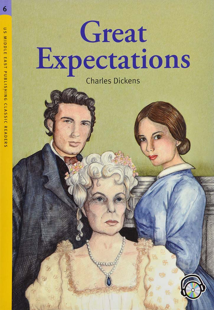 GREAT EXPECTATION W/MP3 LEVEL6