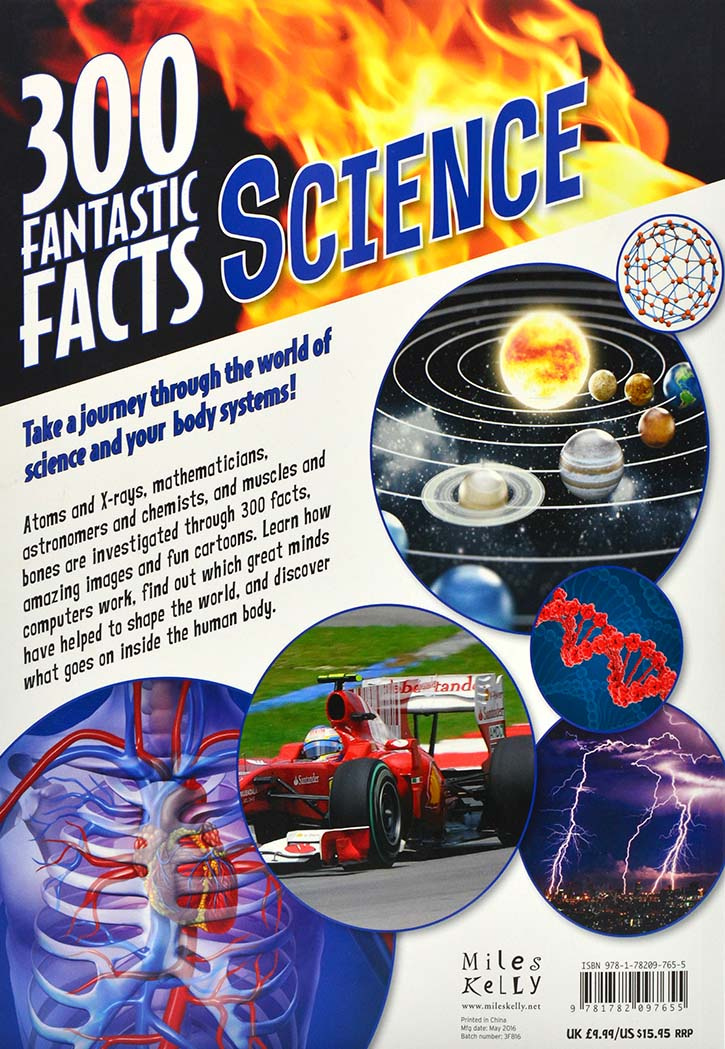 300 Fantastic Facts Science