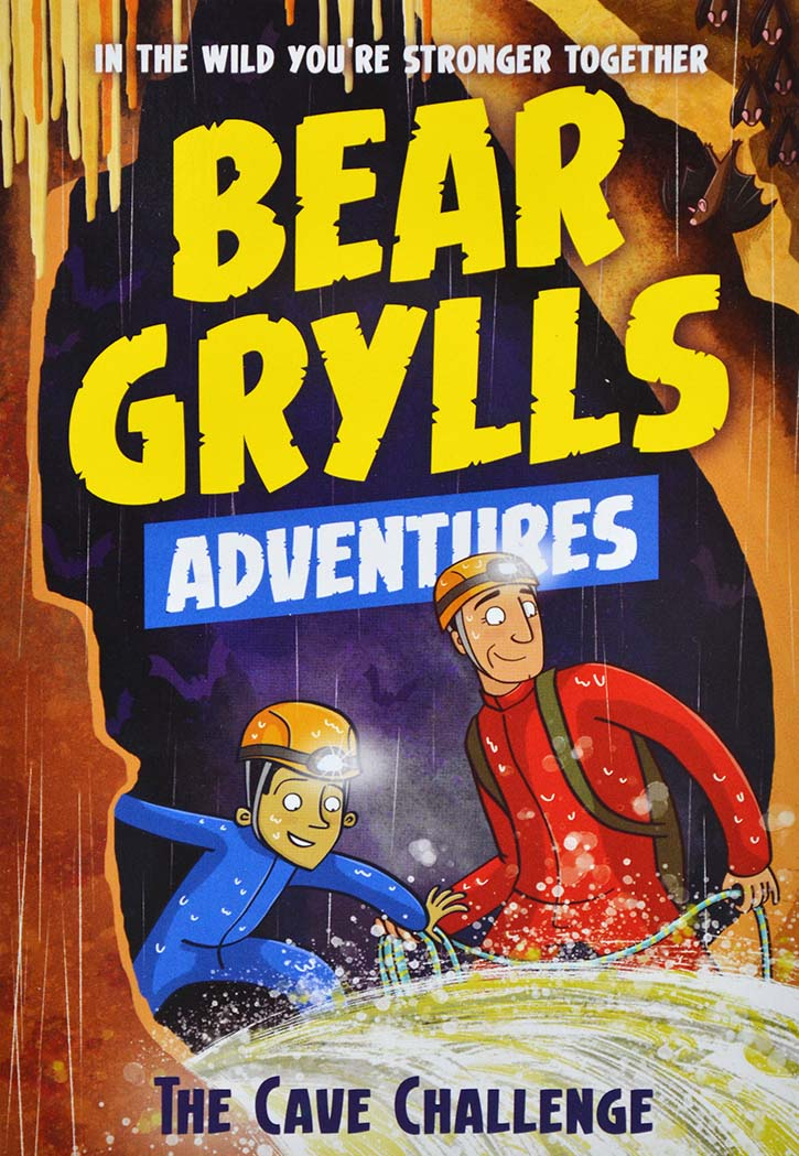 Bear Grylls - The Cave Challenge