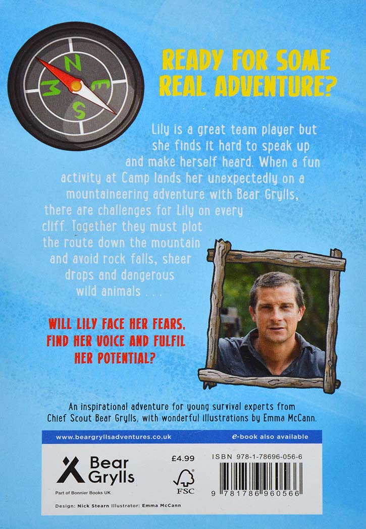Bear Grylls - The Mountain Challenge