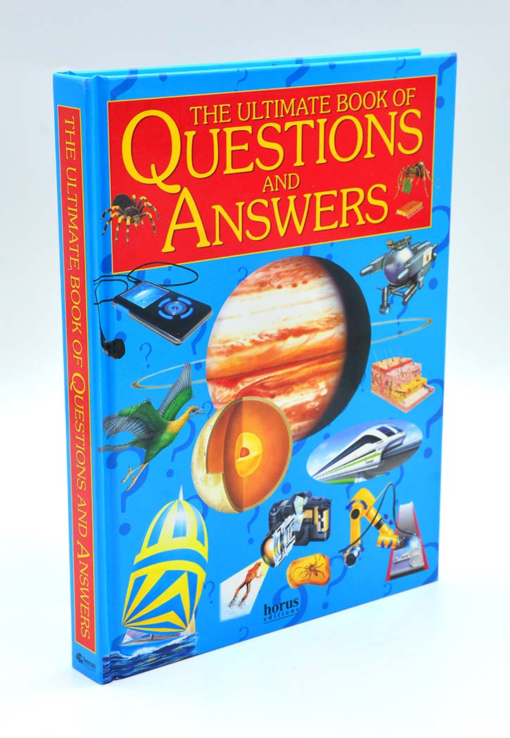 The Ultimate Book of Questions and Answers