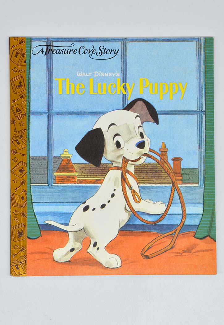 A Treasure Cove Story - The Lucky Puppy